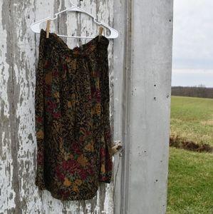 Vintage Jessica Howard Skirt
